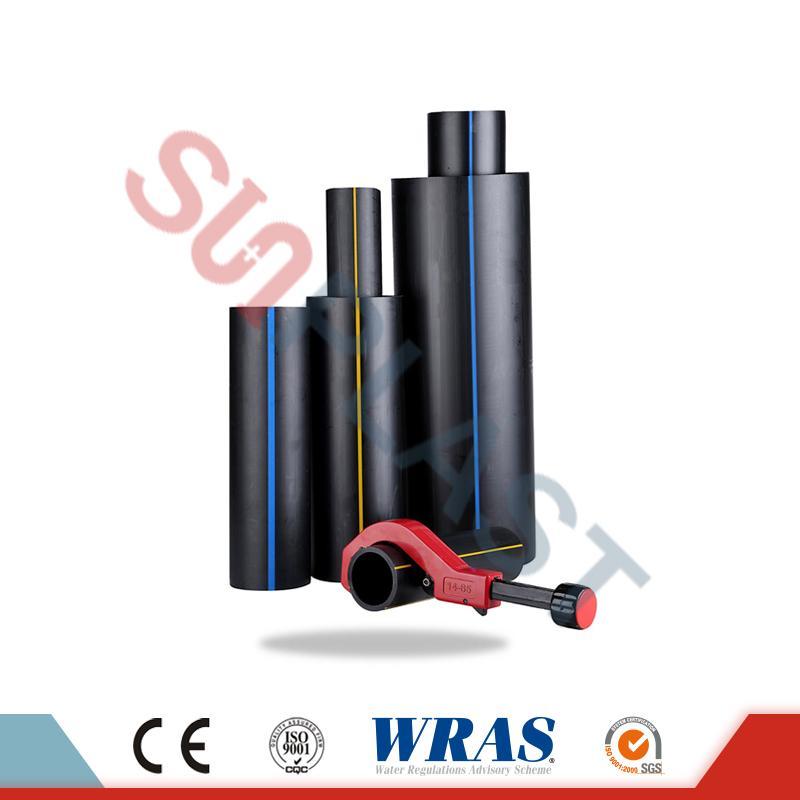 HDPE-putki (polyputki) vedenpoistoa varten & amp; salaojitus