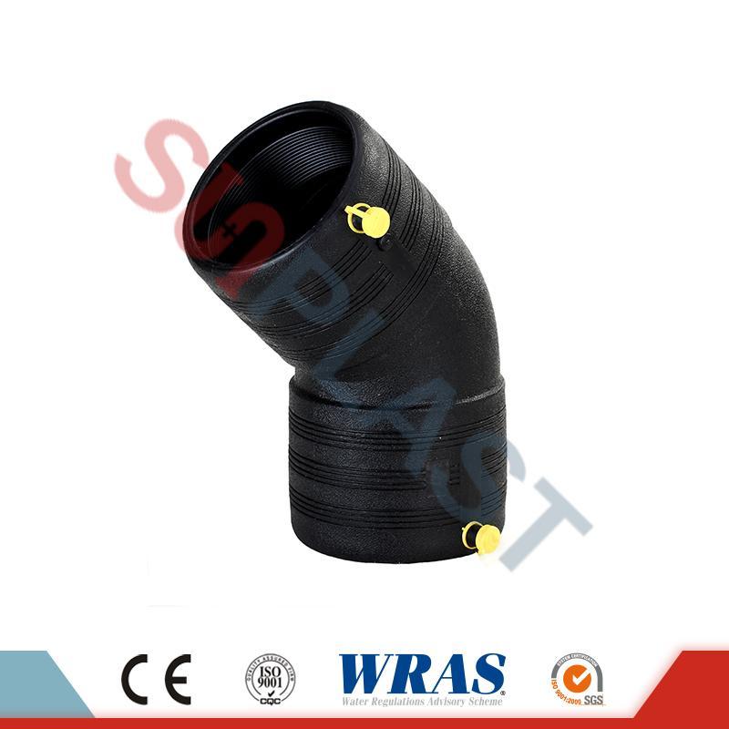 HDPE Electrofusion 45 asteen kyynärpää