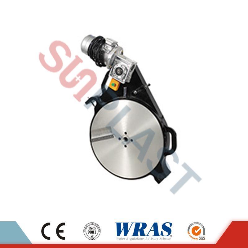 160-315mm hydraulinen Butt Fusion-hitsauskone HDPE-putkelle