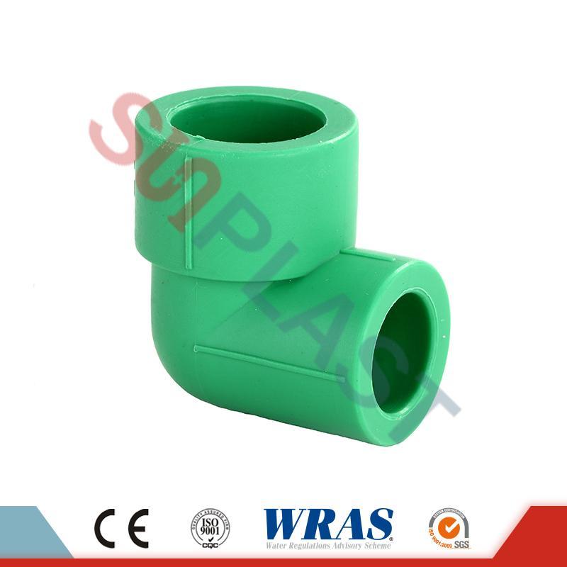 DIN8077 PPR 90 asteen kyynärpää