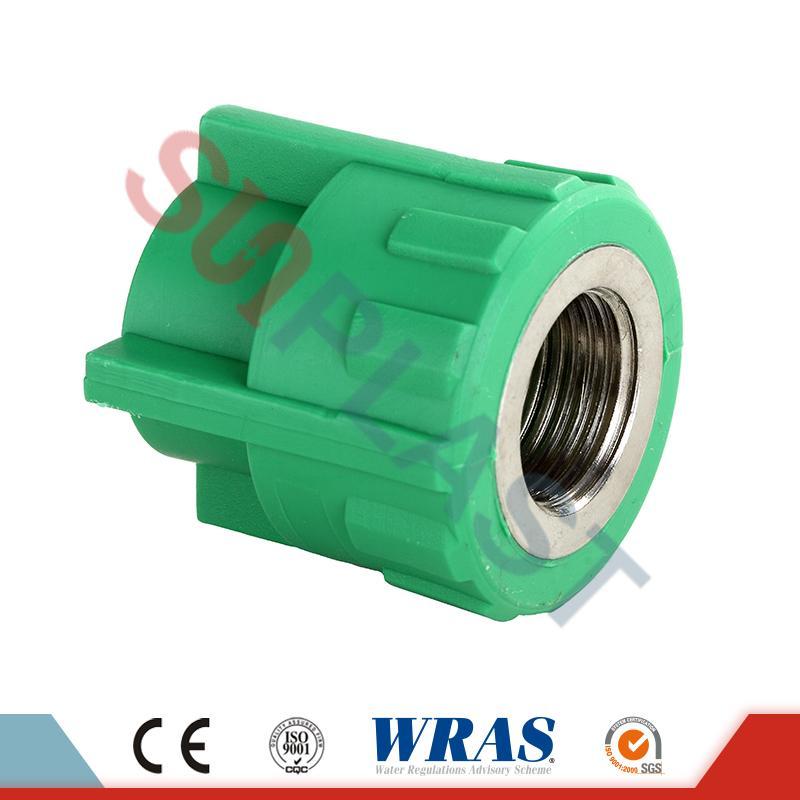 DIN8077 PPR-naarasliitin